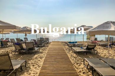 Albena, Nisipurile de Aur, Sunny Beach, Sunny Day