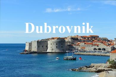 Dubrovnik de la 100 euro/persoana/7nopti/fara masa